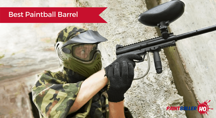 Best Paintball Barrel