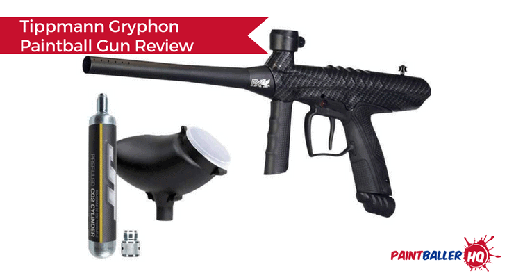 Tippmann Gryphon Paintball Gun Review