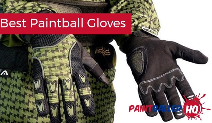 Paintball Gloves Feature Image