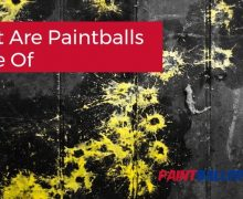 What Are Paintballs Made Of – A Paintballer HQ Guide