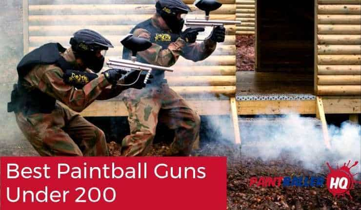 Best Paintball Gun Under 200 Guide