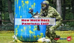 costs of paintball