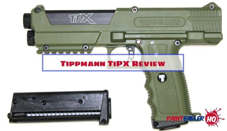 Tippmann TiPX Review